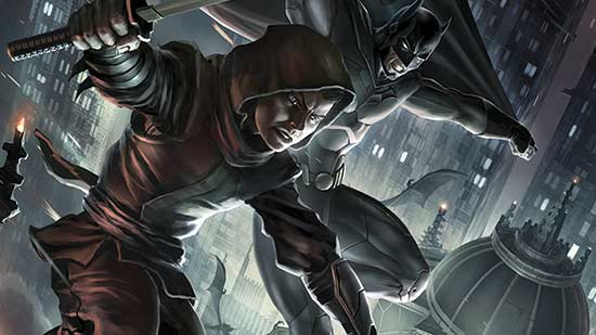 Le fils de Batman