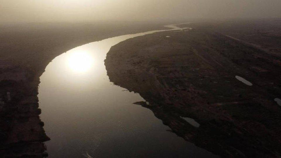 Le fleuve Sénégal