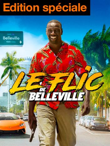 Le flic de Belleville - édition spéciale