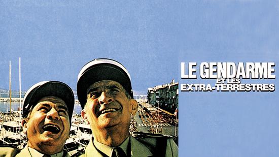 Le Gendarme et les extraterrestres