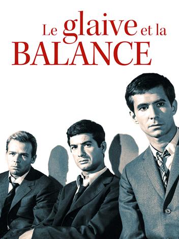Le Glaive et la balance