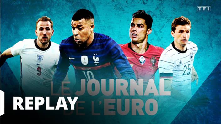 Le journal de l'Euro - n°10