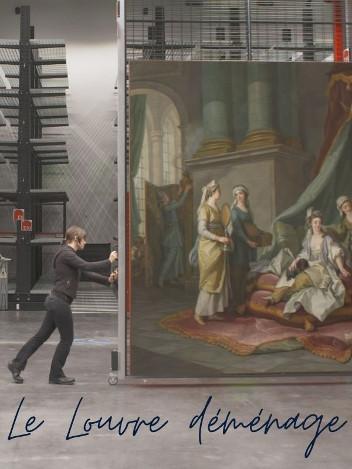 Le Louvre déménage