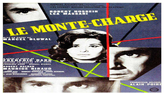 Le monte charge