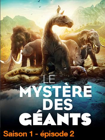 Le Mystère des Géants
