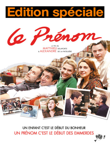 Le Prénom - Edition spéciale