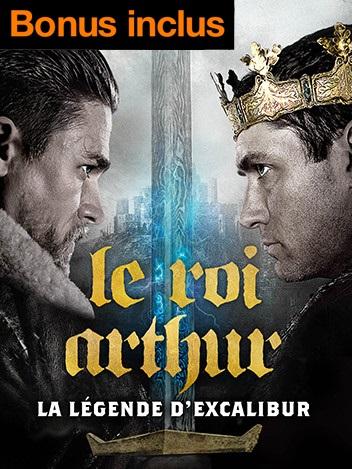 Le roi Arthur : la légende d'Excalibur - édition spéciale