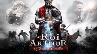 Le roi Arthur : le pouvoir d'Excalibur
