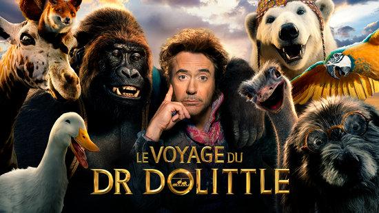 Le voyage du Dr Dolittle