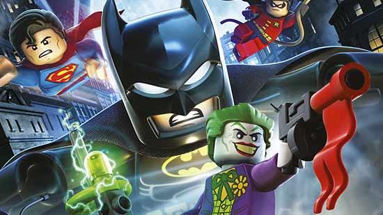 Lego Batman : le film - Unité des supers héros DC