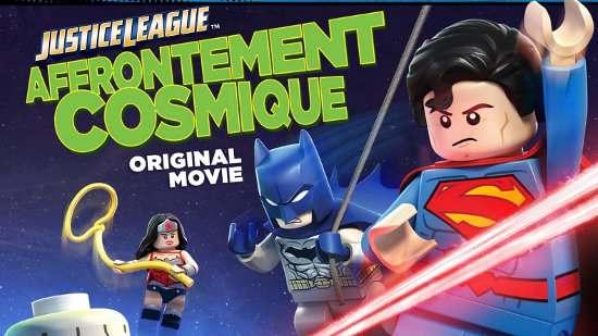Lego DC affrontement cosmique