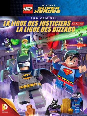 Lego DC Super Heroes : la ligue des justiciers contre la ligue des bizarro