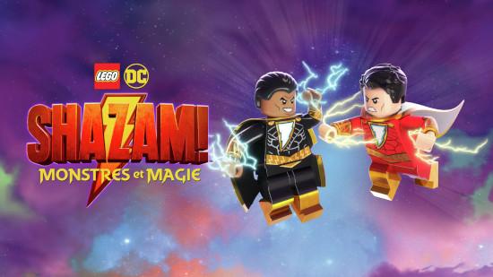 Lego DC Super Heroes Shazam: monstres et magie