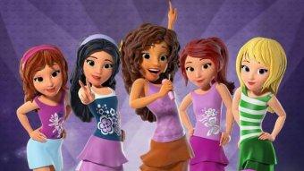 Lego Friends : Pop Star le concert de l'année