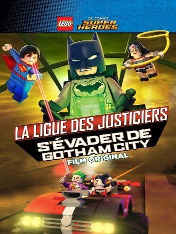 Lego La ligue des Justiciers : s'évader de Gotham