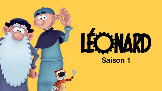 Léonard - S01