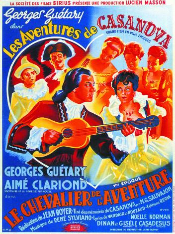 Les aventures de Casanova 1 - Le chevalier de l'aventure
