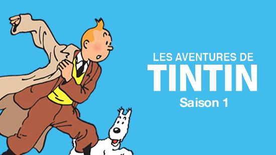 Les aventures de Tintin - S01
