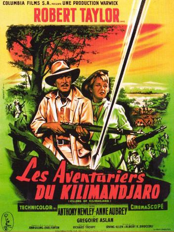 Les aventuriers du Kilimandjaro