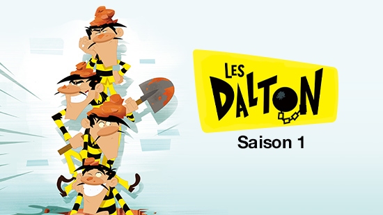 Les Dalton - S01