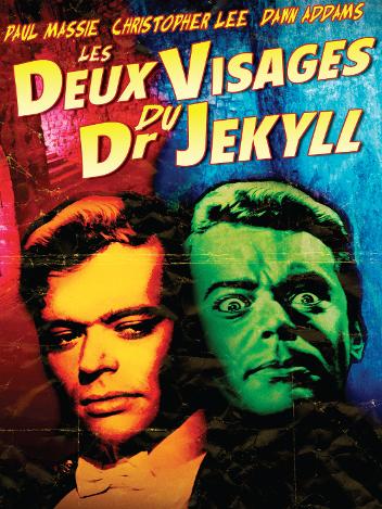 Les deux visages du Docteur Jekyll