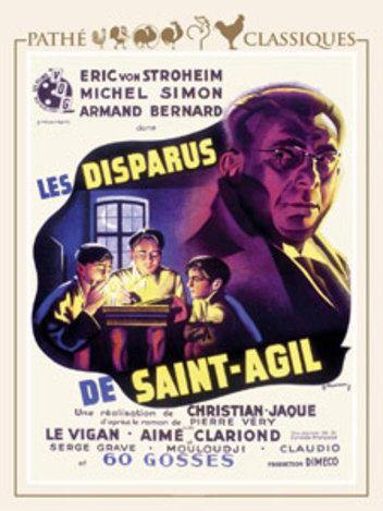 Les disparus de Saint Agil