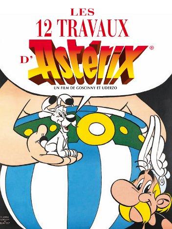 Les douze travaux d'Astérix