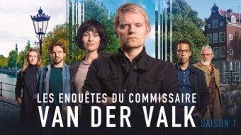 Les enquêtes du commissaire Van Der Valk - S01