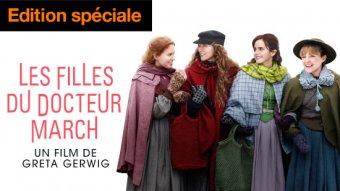Les filles du Docteur March - édition spéciale