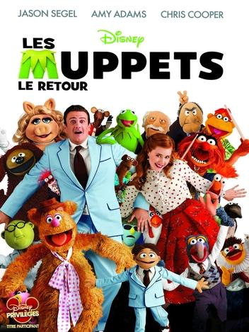 Les Muppets : le retour