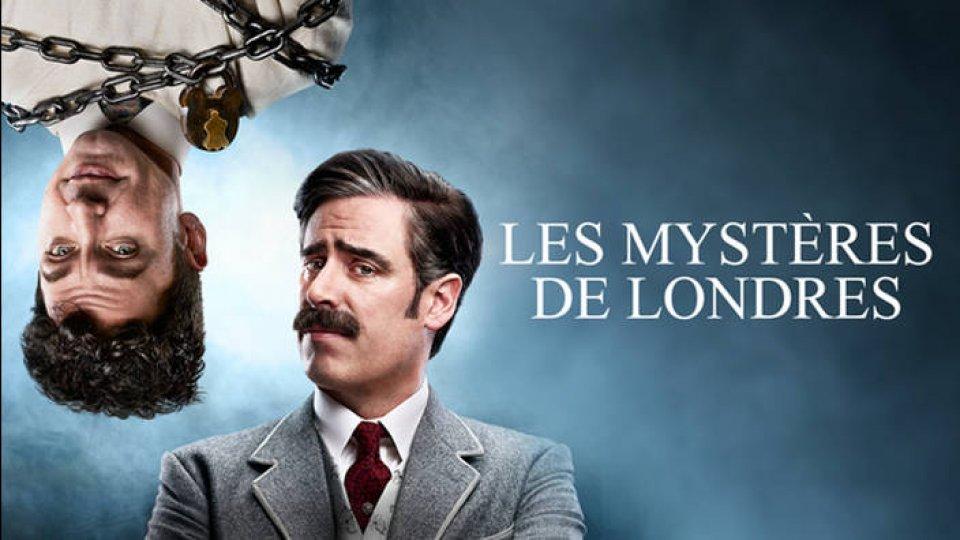 Les mystères de Londres - 9. Les grands esprits