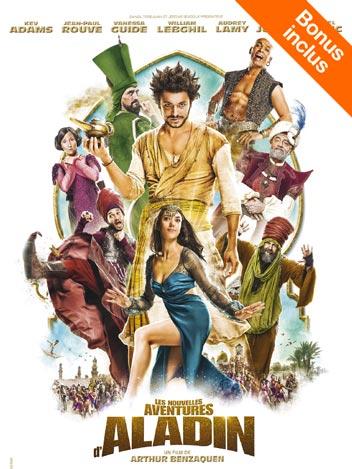 Les nouvelles aventures d'Aladin - édition spéciale