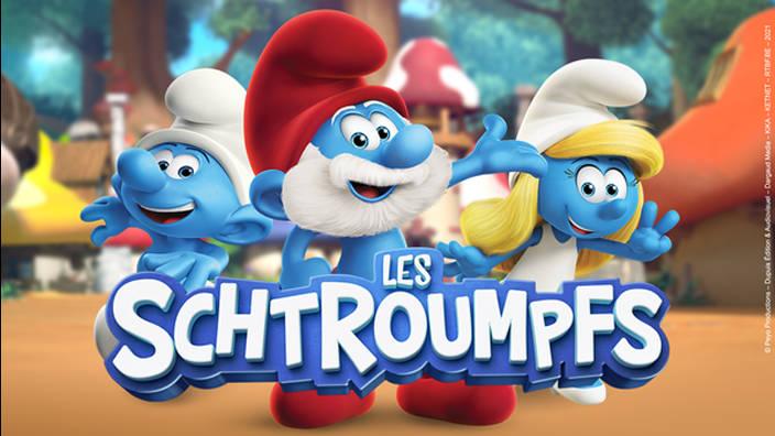 Les schtroumpfs - 21. Les Schproumpfs ! Partie 2
