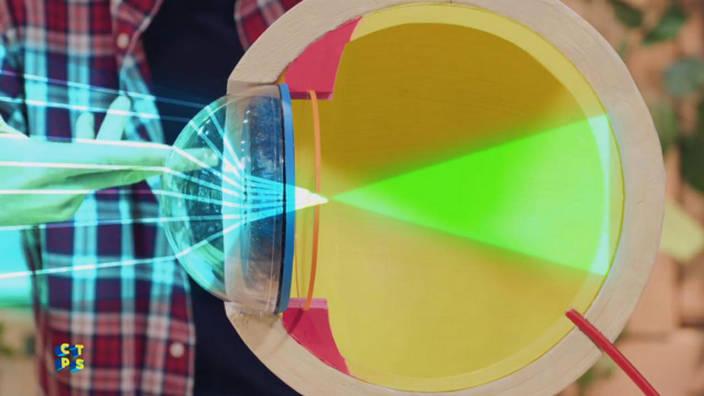 Les supers pouvoirs de la vue