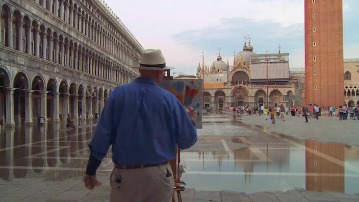 Les visions de Venise de J. M. W. Turner