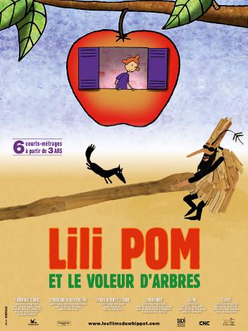 Lili pom et le voleur d'arbre