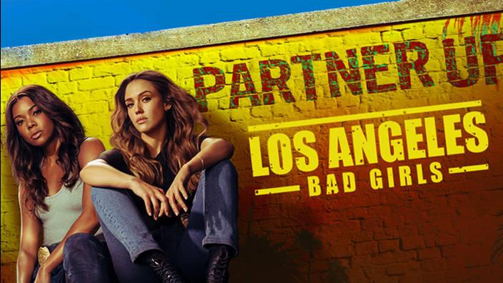 Los Angeles Bad Girls - 21. Course contre la mort