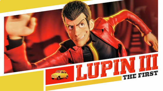 Lupin III: The First