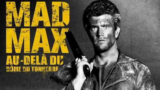Mad Max au-delà du dôme du tonnerre