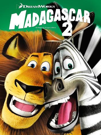 Madagascar 2 - La grande évasion