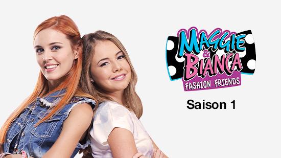 Maggie et Bianca