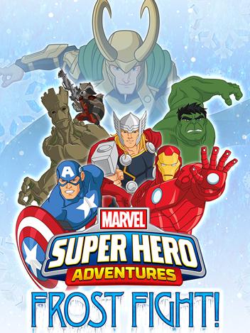 Marvel Super Hero Adventures : Frost Fight !