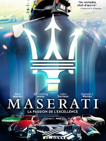 Maserati : la passion de l'excellence