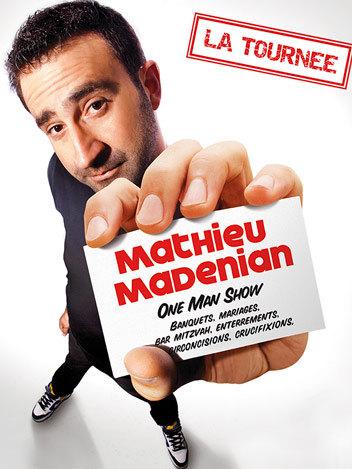 Mathieu Madenian - One Man Show
