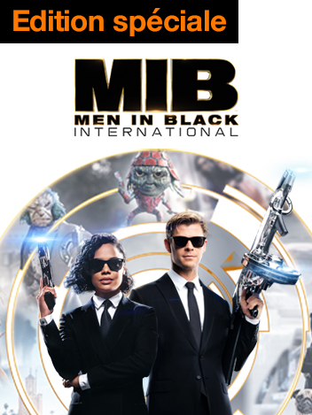 Men in Black: International - édition spéciale