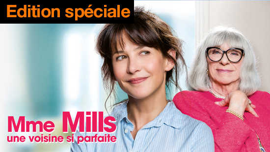 Mme Mills, une voisine si parfaite - Edition spéciale