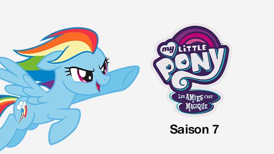 My Little Pony : Les amies, c'est magique - S07