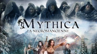 Mythica 3 : la nécromancienne