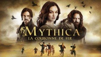 Mythica 4 : la couronne de fer