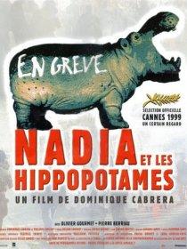 Nadia et les hippopotames